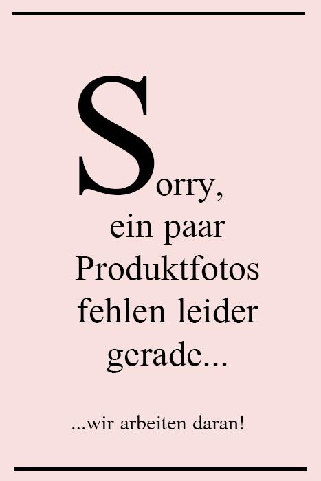 IKKS Skinny-Hose  im Used Look mit Logo-Applikation in Rosa aus höchstwahrscheinlich  Baumwoll-Mischung.